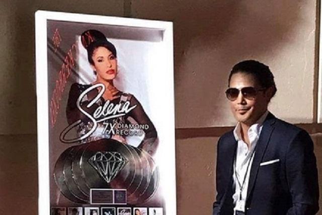 Viudo de Selena Quintanilla todavía no da su visto bueno para bioserie