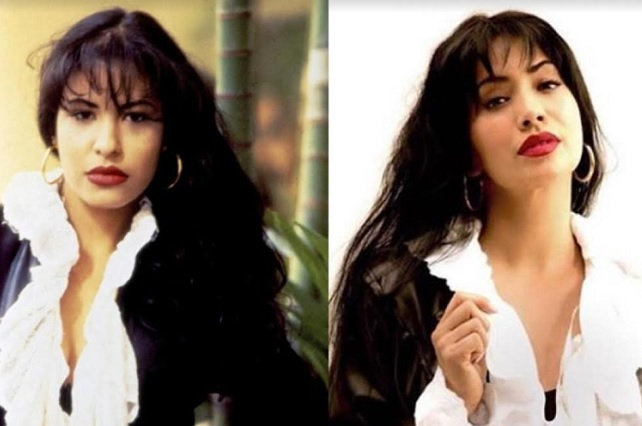 Ve el primer adelanto de la serie de Selena