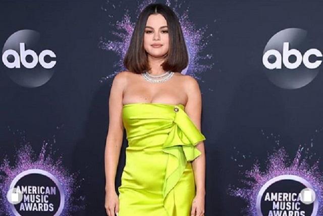 Selena Gomez habría estado ebria en los American Music Awards
