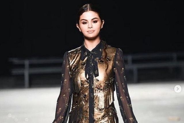 Selena Gomez reaparece tras recaída por depresión