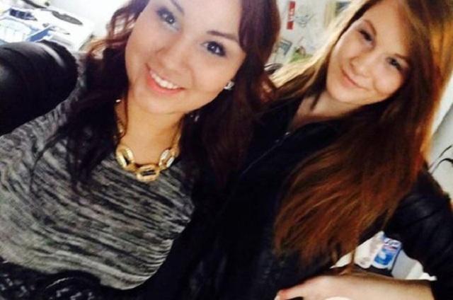 Chica comparte selfie en Facebook y foto revela que mató a su mejor amiga