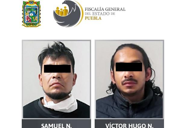 Presos por violar sellos de inmueble asegurado en Puebla