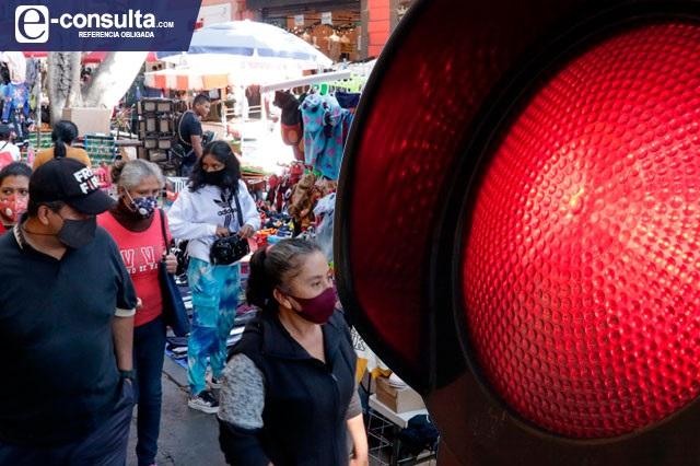 Puebla, a punto de la alerta máxima por Covid: gobierno
