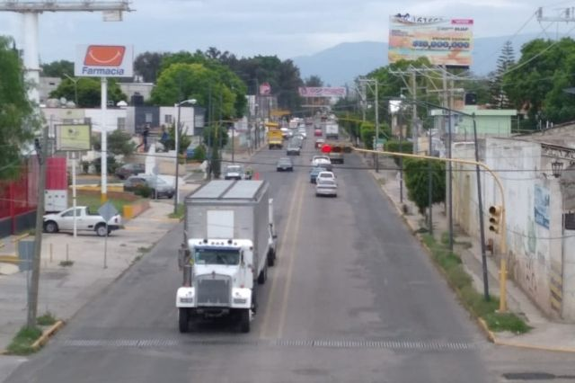 Registran 400 semáforos inservibles en Tehuacán