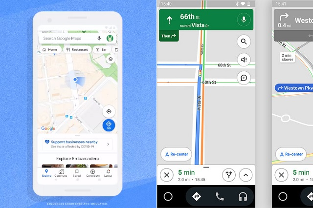 Ahora Google Maps mostrará los semáforos que hay durante el camino