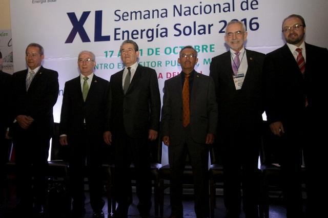 Consumirán energía solar 4% de hogares para 2018, pronostican