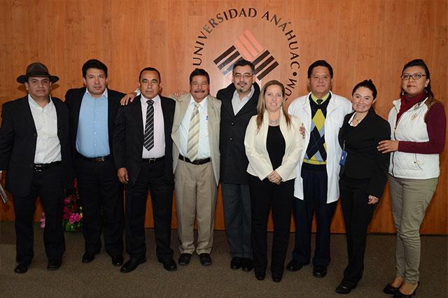 Semana de información sobre alcoholismo, en Universidad Anáhuac