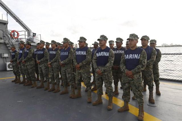 Vinculan a 24 marinos por desaparecer a civiles en Tamaulipas