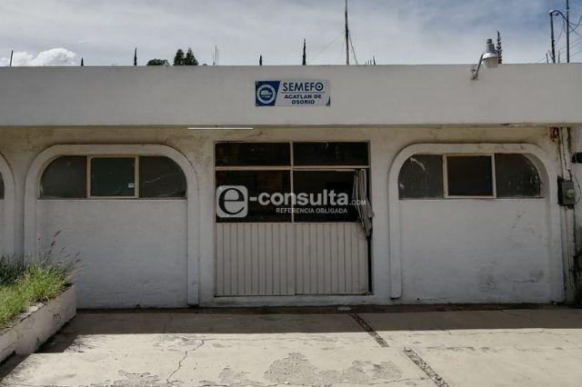 La sede de la Semefo en Acatlán lleva dos años abandonada