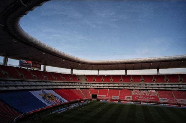 Semifinal Chivas-León en Estadio Akron será a puerta cerrada