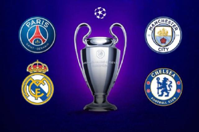 Foto: Captura de pantalla de Twitter / @ChampionsLeague