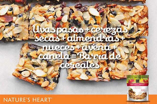 Razones para comer semillas y frutos secos