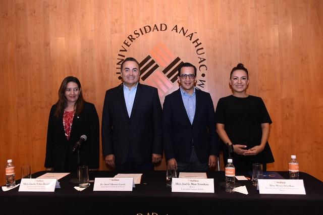 IPM,  ASE y Universidad Anáhuac inauguran seminario sobre género