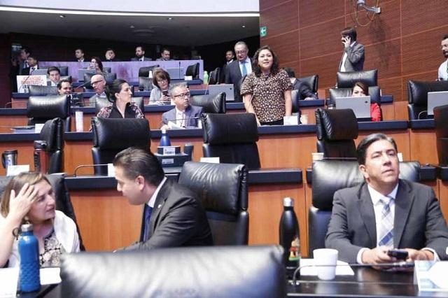 No fue un castigo, fue atentado y tenemos certeza, dice senadora del PAN