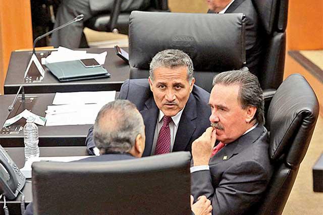 Osorio Chong abre comparecencias en el Senado