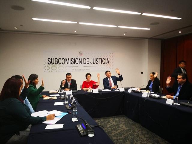 Cita Senado para el caso Puebla a funcionarios de IEE y TEE