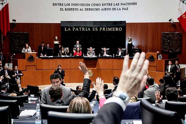 Avanzan en Senado exhortos por anomalías en elección poblana
