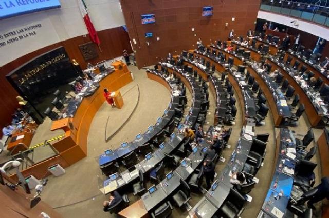 Senadores aprueban cambios a la Ley de la FGR