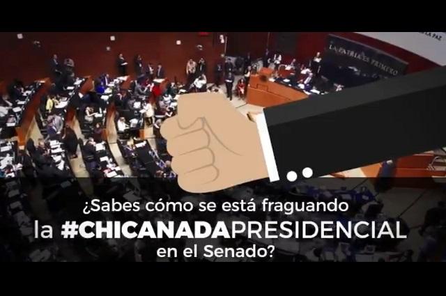 Coparmex califica de chicanada que AMLO repita a candidatos para la CRE