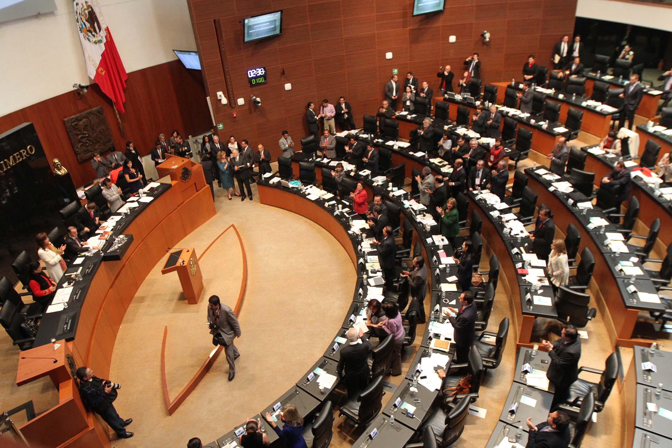 El Senado aprueba el Tratado Transpacífico