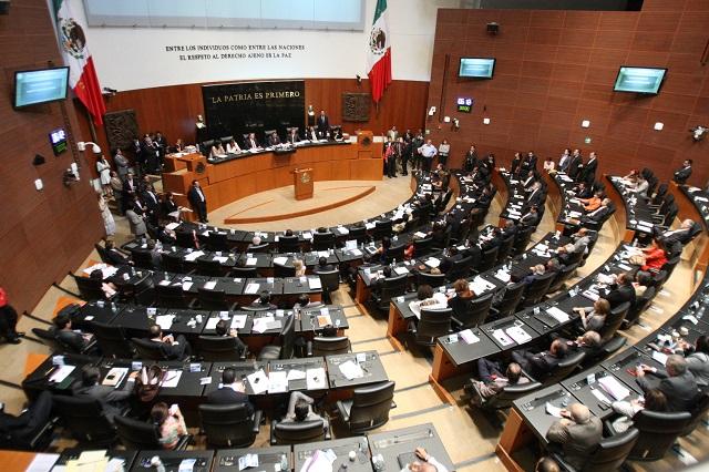 Senado aprueba en lo general convocatoria para titular de Fepade