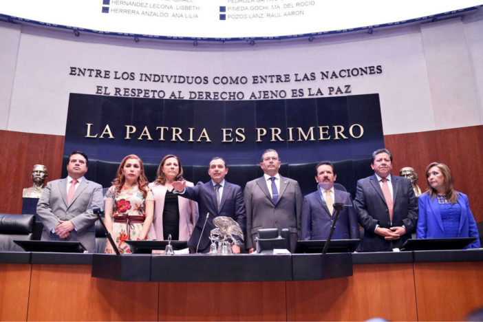 El Senado definirá el proceso para remover o restituir a Santiago Nieto
