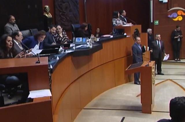 Acepta Morena repetir votación para elegir al titular de la CNDH