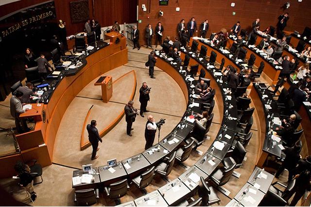 El Senado se alista para debatir la Ley de Seguridad Interior