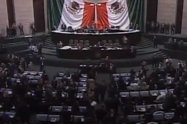 PAN y PRI alistan controversia constitucional para frenar a superdelegados