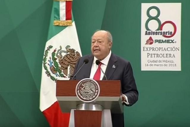 Senadores de Movimiento Ciudadano denuncian a Romero Deschamps