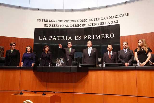 Nombran a Blanca Alcalá vicepresidenta del Senado