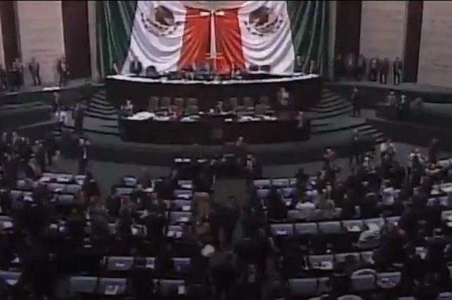 Legisladores de Morena presentan iniciativa para crear la Guardia Nacional