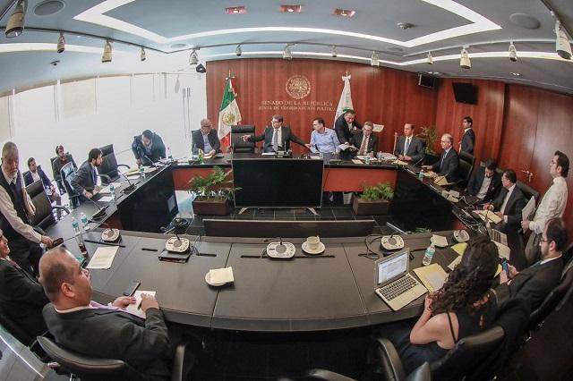 Morena acepta revisar dictamen de la Guardia Nacional, dice Monreal