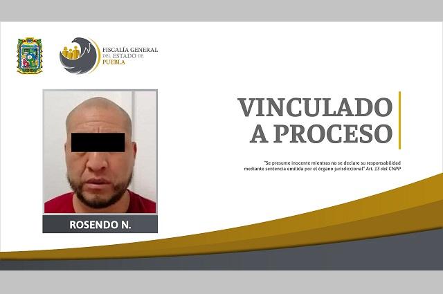A prisión preventiva, presunto tratante de personas en Puebla