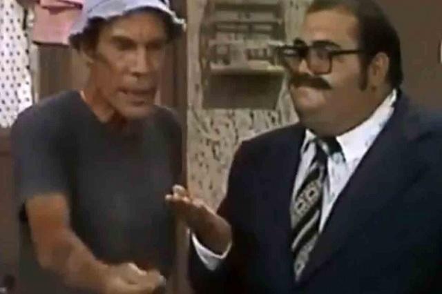Señor Barriga perdona renta a Don Ramón por el campeonato de Monterrey