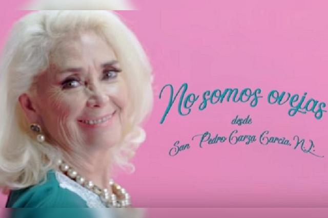 Lanzan video de 'Señora Bien' que llama a votar por AMLO