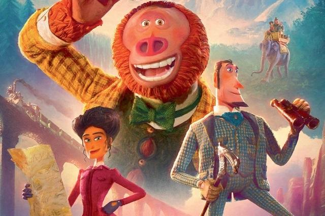 ¿De qué trata la película animada Sr. Link?