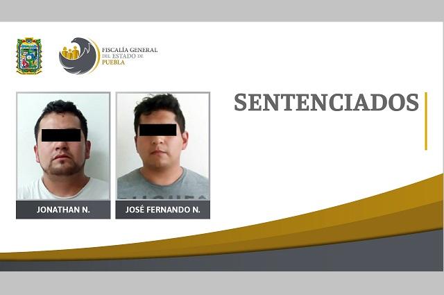 Prisión de 61 años a dos secuestradores en Puebla