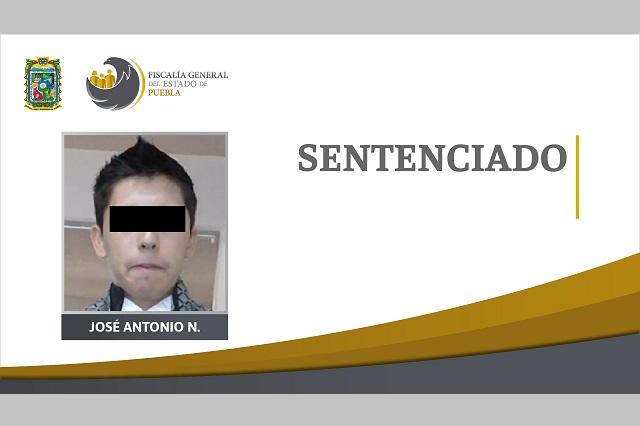 Le dan 22 años de cárcel por violar a un menor en Puebla