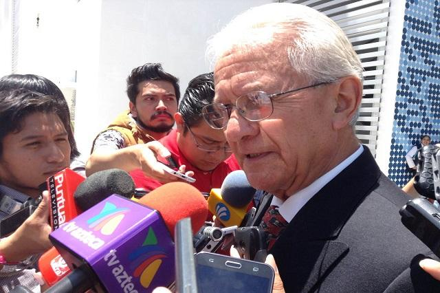 Sólo el CEN decidirá si Estefan sigue al frente del PRI: Barrientos