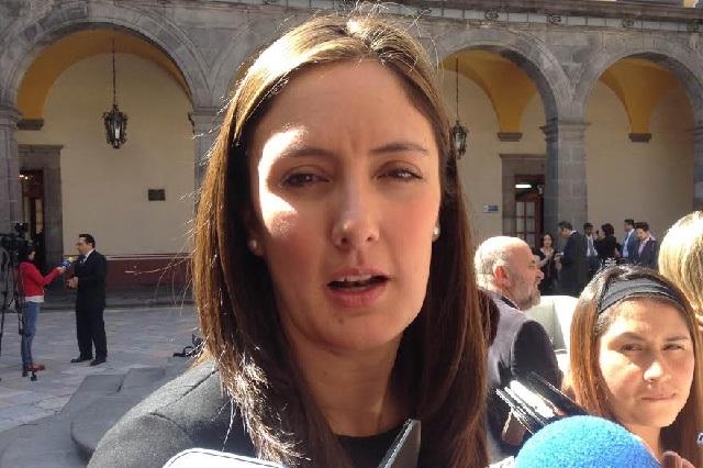 Entregará Nuño a Puebla bandera blanca por asignación de plazas
