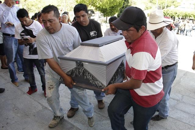 Asegura Gali castigo ejemplar por linchamientos en Acatlán