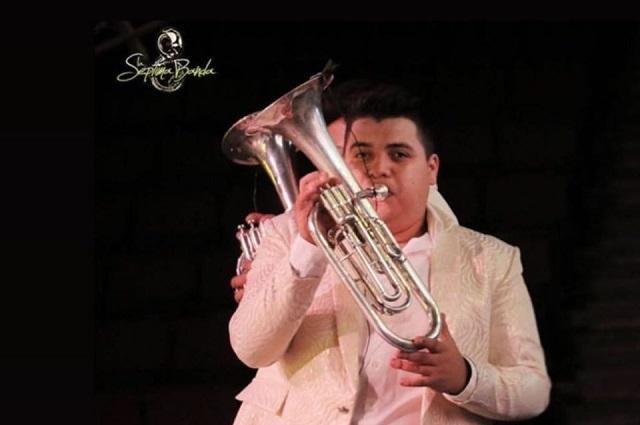 Muere por Covid-19 integrante de La Séptima Banda a los 30 años de edad