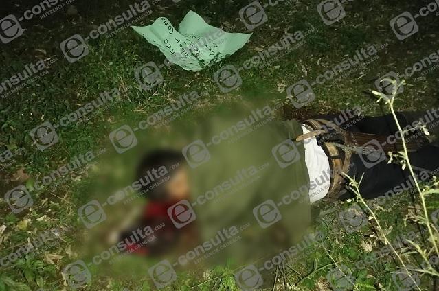 Asesinan con arma blanca a septuagenario en Jalpan