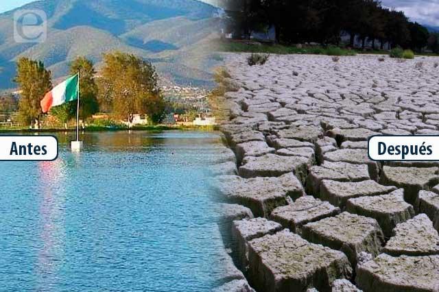 Acaban con agua de Tehuacán pozos clandestinos y desperdicio