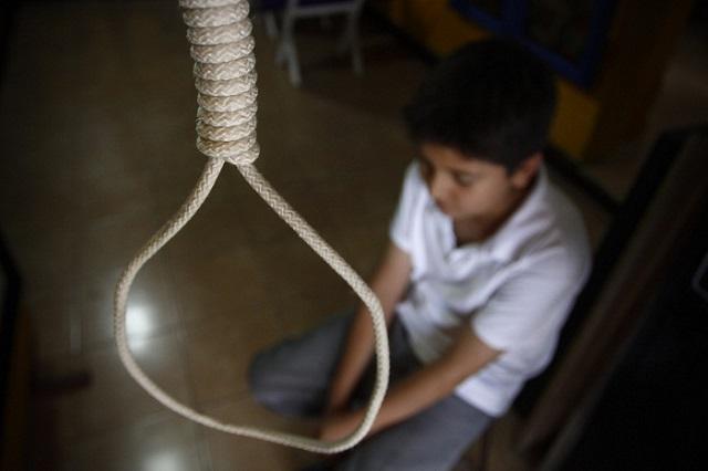 Menor de 9 años muere ahorcado en Ciudad Serdán