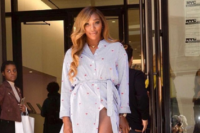 Serena Williams habla del origen del trenzado del cabello