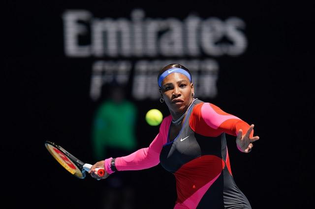 Serena Williams sorprende con saque de 200 kilómetros por hora
