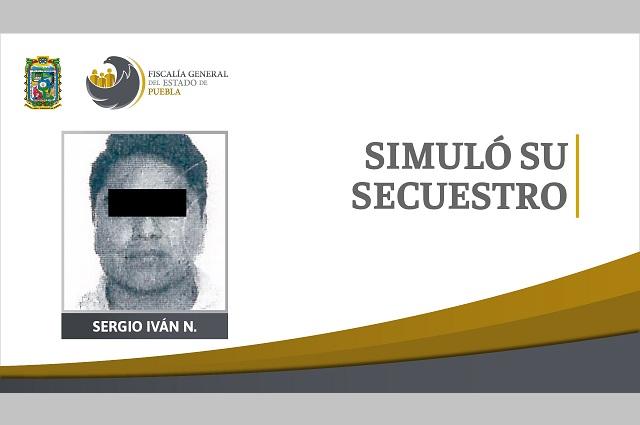 Otro que simula su secuestro para conseguir 500 mil pesos