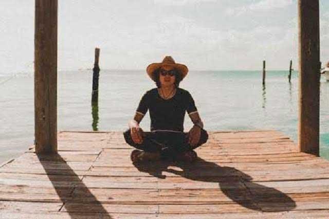 Sergio Mayer Mori ahora se concentra en la meditación